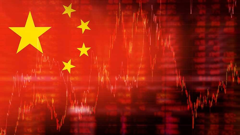 Inflation and China